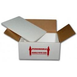 """Shipping Box 15""""x11x7"""" (8 Pack)"""
