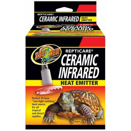 Ceramic Infrared Heat Emitter - 60w (Zoo Med)
