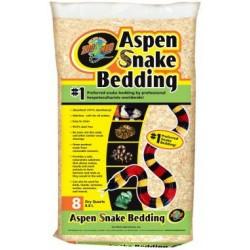 Aspen Snake Bedding - 8 qts (Zoo Med)