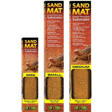 Sand Mat - Mini (Exo Terra)