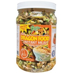 Dragon Food - Adult - Instant Meal - 3.9 oz (Healthy Herp)