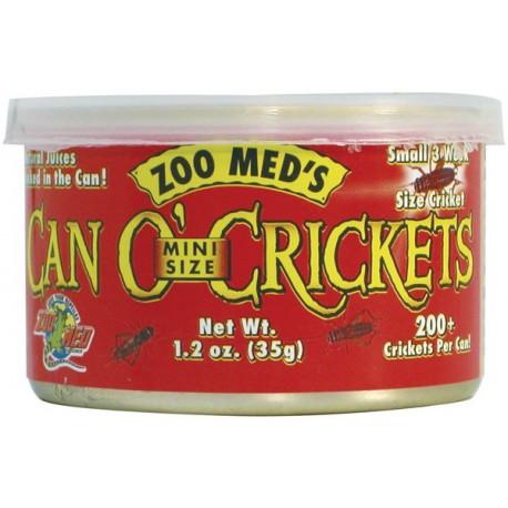 Can O' Crickets - Mini - 1.2 oz (Zoo Med)