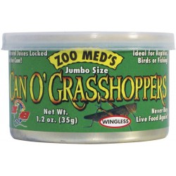 Can O' Grasshoppers - 1.2 oz (Zoo Med)