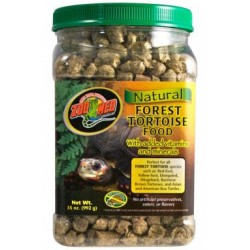 Forest Tortoise Food - 35 oz (Zoo Med)