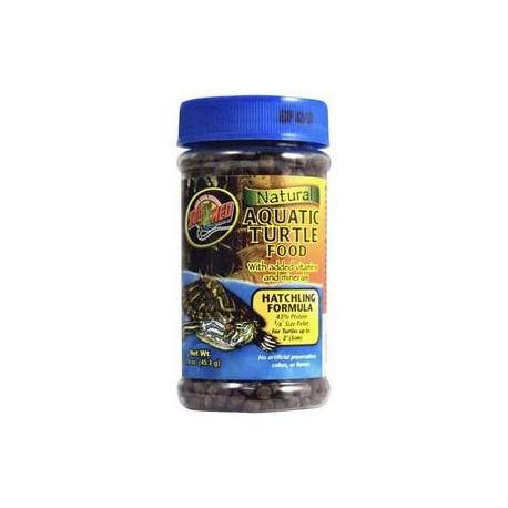 Aquatic Turtle Food - Hatchling - 1.6 oz (Zoo Med)