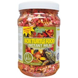 Box Turtle Food Instant Meal - 5.07 oz (Healthy Herp)