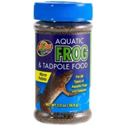 Aquatic Frog & Tadpole Food - 2 oz (Zoo Med)