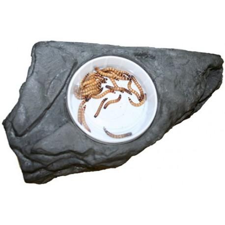Worm Feeder - LG - Granite (Pet-Tech)