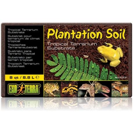 Plantation Soil - 1 Brick (Exo Terra)