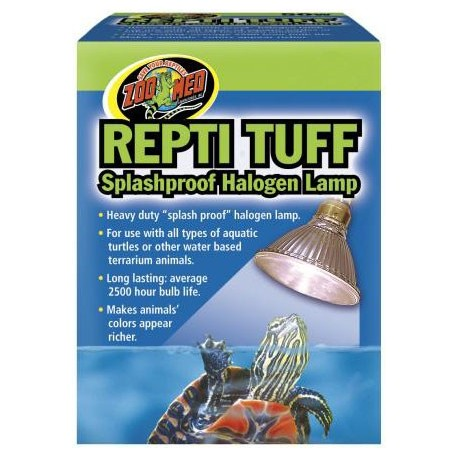 Repti Tuff Halogen Lamp - 90w (Zoo Med)