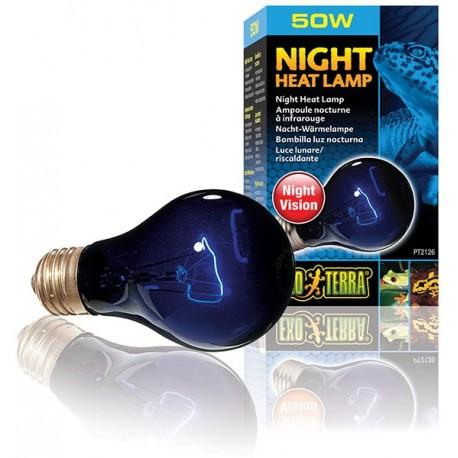 Exo Terra Night Heat Lamp 50w