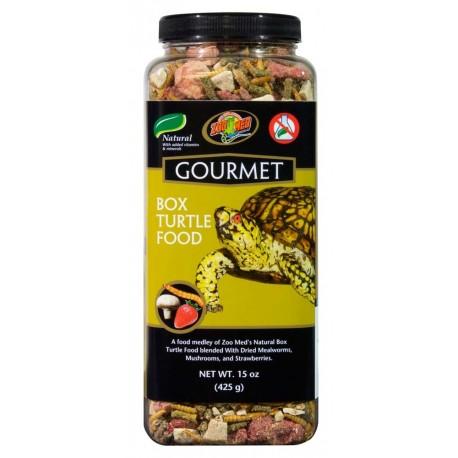 Gourmet Box Turtle Food - 15 oz (Zoo Med)