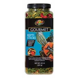Gourmet ReptiSticks - 8.5 oz (Zoo Med)