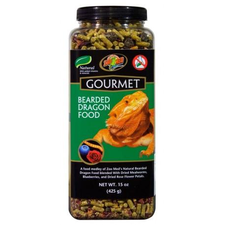 Gourmet Bearded Dragon Food - 15 oz (Zoo Med)