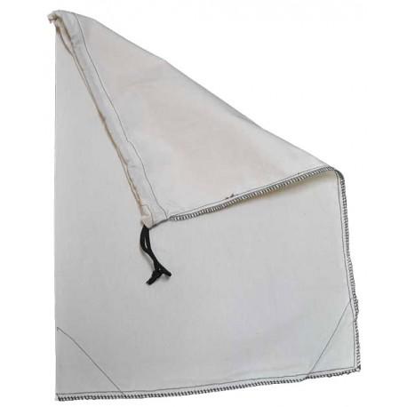 """Cloth Snake Bag - 12"""" x 16"""""""