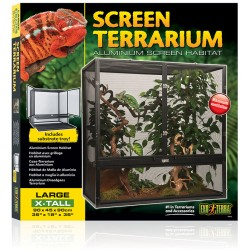 Screen Terrarium - Large/X-Tall (Exo Terra)