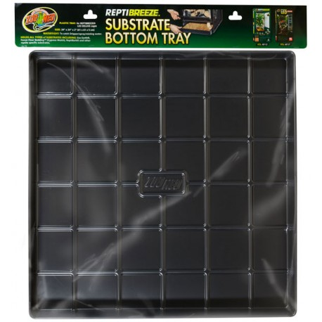 Zoo Med Substrate Bottom Tray