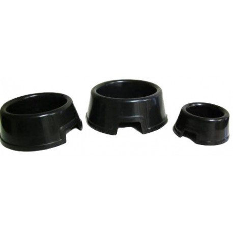 Black Round Water Bowl
