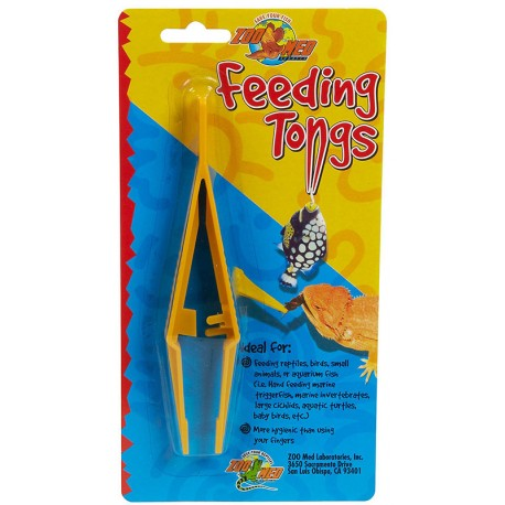 Plastic Feeding Tongs (Zoo Med)