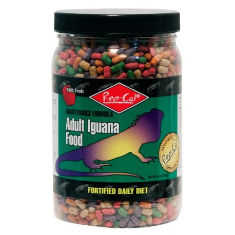 Adult Iguana Food - 10 oz (Rep-Cal)