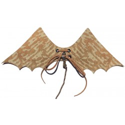 Dragon Wings Harness - Tan (LG)