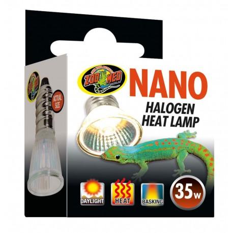 Nano Halogen Heat Lamp - 35w (Zoo Med)