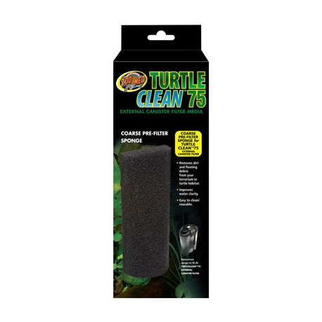 Turtle Clean 75 - Coarse Pre-Filter Sponge (Zoo Med)