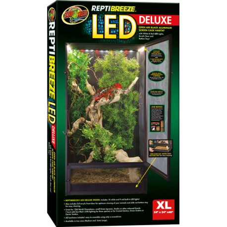 ReptiBreeze LED Deluxe - XL (Zoo Med)