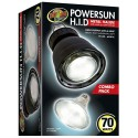 PowerSun H.I.D. Metal Halide UVB Bulb & Fixture Combo