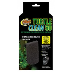 Turtle Clean 50 - Coarse Pre-filter Sponge (Zoo Med)