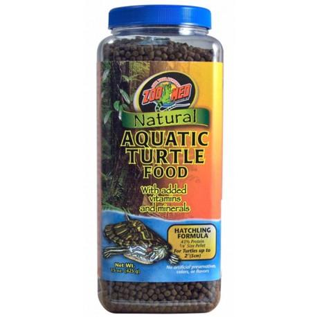 Aquatic Turtle Food - Hatchling - 15 oz (Zoo Med)