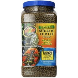 Aquatic Turtle Food - Growth - 70oz (Zoo Med)