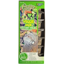 Veggie Mix Instant Meal - 7 Cups (Healthy Herp)