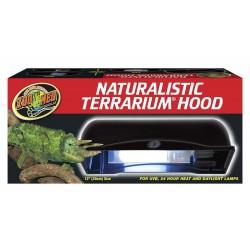 "Naturalistic Terrarium Hood - 12"" (Zoo Med)"