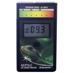 Reptile UV Index Meter - 6.5R (Solarmeter)
