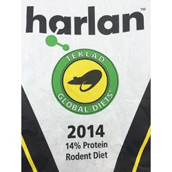 Teklad Rodent Diet - 2014 (Envigo)