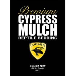 Premium Cypress Mulch - BULK - 51qt (Lugarti)