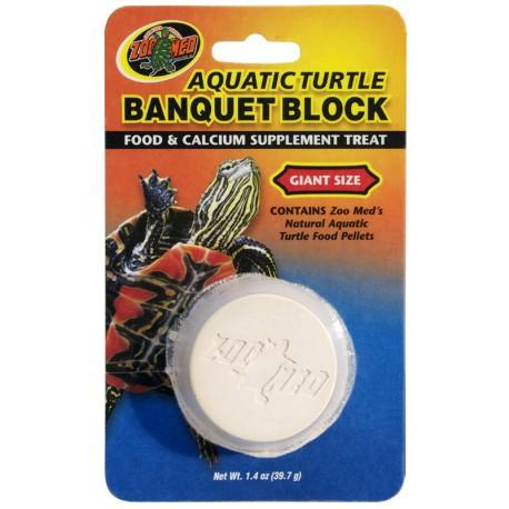 Aquatic Turtle Banquet Block - Giant (Zoo Med)