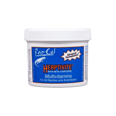 Herptivite - 3.3 oz (Rep-Cal)
