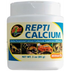 Repti Calcium without D3 - 3 oz (Zoo Med)