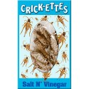 Crick-ettes - Salt & Vinegar (HOTLIX)