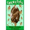Crick-ettes - Sour Cream & Onion (HOTLIX)