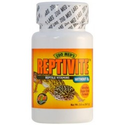 ReptiVite without D3 - 2 oz (Zoo Med)