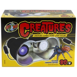 Creatures Combo Dome Lamp Fixture (Zoo Med)