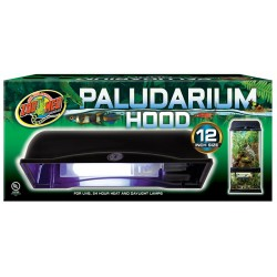 "Paludarium Hood - 12"" (Zoo Med)"