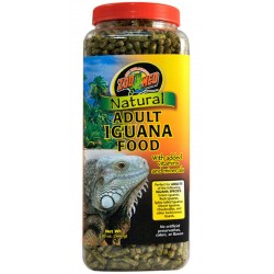 Adult Iguana Food - 20 oz (Zoo Med)