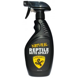 Natural Reptile Mite Spray - 16 oz (Lugarti)