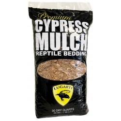 Premium Cypress Mulch - 30 qt (Lugarti)