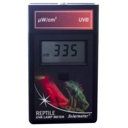 Solarmeter Reptile UVB Lamp Meter - 6.2R (Solar Light)