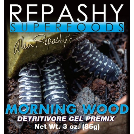 Morning Wood - Detritivore Gel - 3 oz (Repashy)